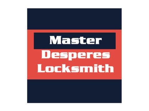 Master Desperes Locksmith - Security services