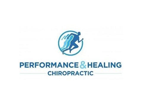 Performance Health Chiropractic - Alternative Healthcare