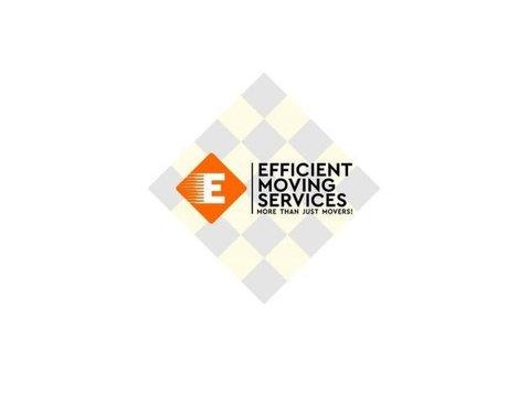 Efficient Moving Services - Отстранувања и транспорт