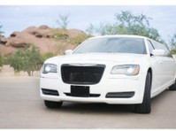 Sedona Sedan & Limousine Service (3) - Travel Agencies