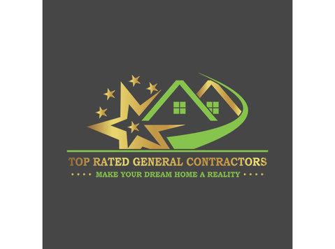 Top Rated General Contractors - Building & Renovation