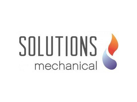 Solutions Mechanical & Plumbing - Plumbers & Heating
