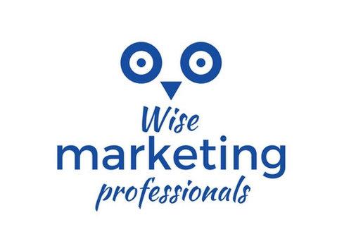 Wise Marketing Professionals - Marketing & PR