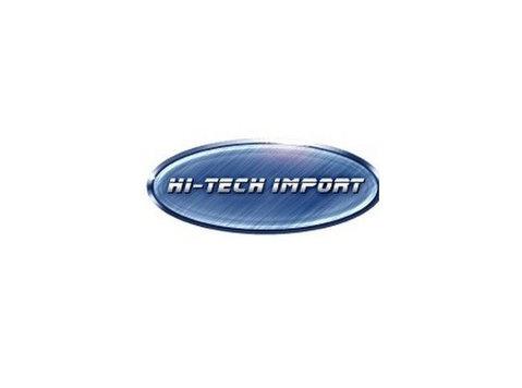 Hi-Tech Import - Car Repairs & Motor Service