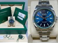 The Luxury Timepiece (4) - Shopping