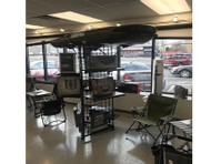 Hinckley Overlanding LLC (2) - Shopping