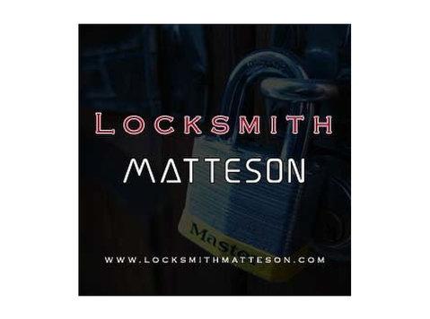 Locksmith Matteson - Security services
