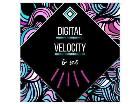 Digital Velocity and SEO - Marketing & PR
