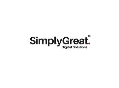 SimplyGreat.Co - Webdesign