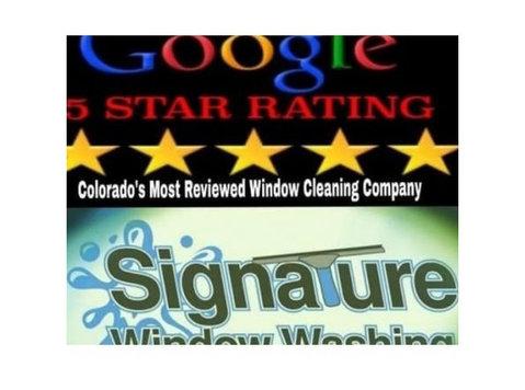 Signature Window Washing - Windows, Doors & Conservatories
