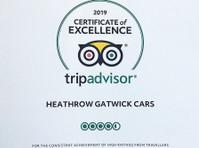 Heathrow Gatwick Cars (7) - Car Transportation