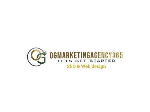 ogmarketingagency365 SEO & web design - Marketing & PR