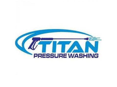 Titan Pressure Washing - Home & Garden Services