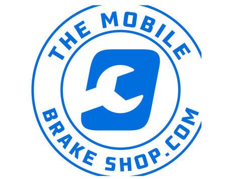 The Mobile Brake Shop - Car Repairs & Motor Service