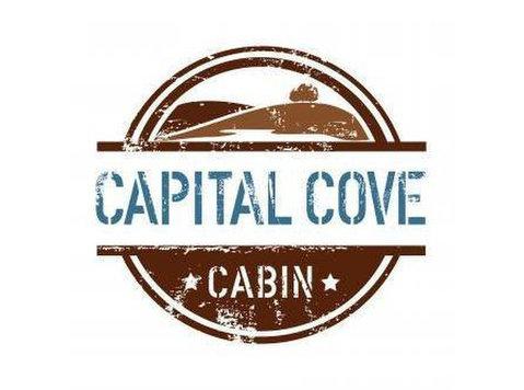 Capital Cove Cabin - Camping & Caravan Sites