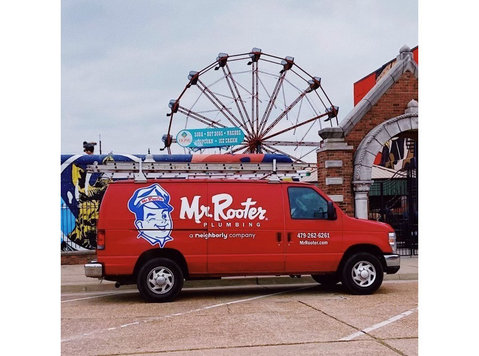Mr. Rooter Plumbing of Greater Fort Smith - Plumbers & Heating