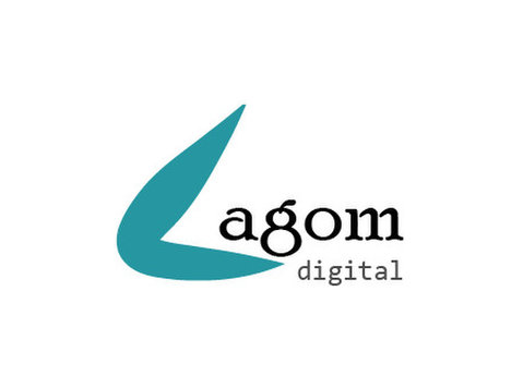 Lagom Digital - Webdesign