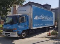 Sky Moving (2) - Removals & Transport