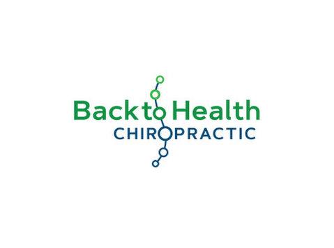 Back to Health Chiropractic - Alternative Healthcare