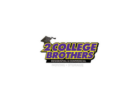 2 College Brothers - St. Petersburg Movers - Storage