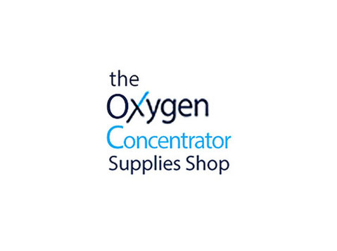 The Oxygen Concentrator Supplies Shop - Pharmacies & Medical supplies
