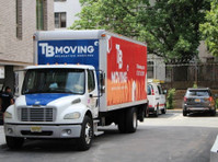 TB Moving and Storage (1) - Removals & Transport