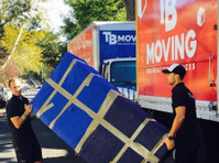TB Moving and Storage (3) - Removals & Transport
