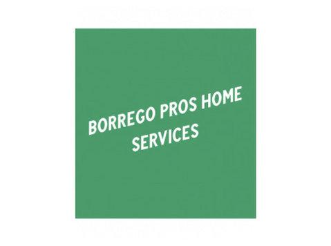Borrego Pros Home Services - Painters & Decorators