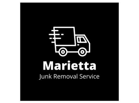 Marietta Junk Removal Service - Removals & Transport