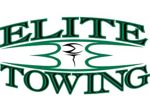 Elite Towing - Car Transportation