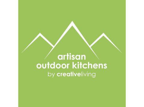 Artisan Outdoor Kitchens By Creative Living - Home & Garden Services