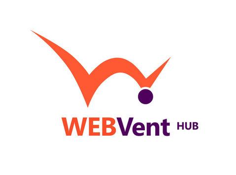 Webvent hub - Webdesign