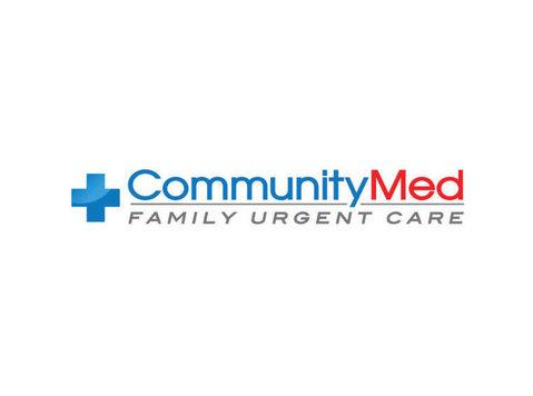 CommunityMed Family Urgent Care - Lantana - Hospitals & Clinics