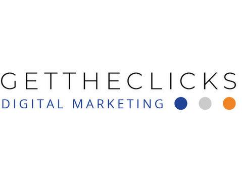 Get The Clicks - Webdesign