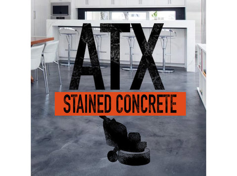 Atx Stained Concrete - Construction Services
