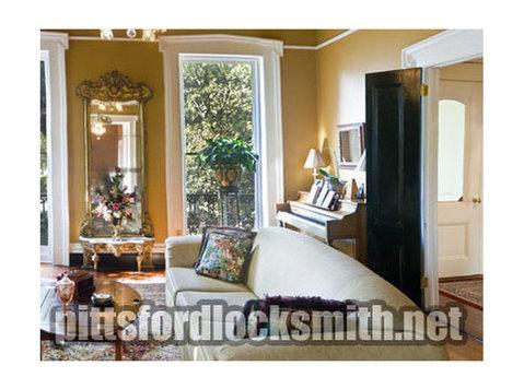 Pittsford Professional Locksmith - Windows, Doors & Conservatories
