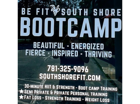 Be Fit South Shore Boot Camp & Training - Gyms, Personal Trainers & Fitness Classes