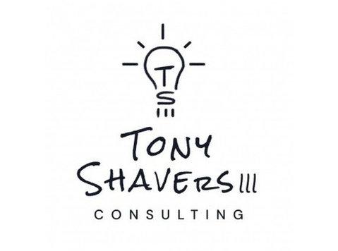 Tony Shavers III Consulting, LLC - Coaching & Training