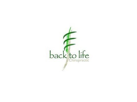 Back To Life Chiropractic Clinic - Alternative Healthcare