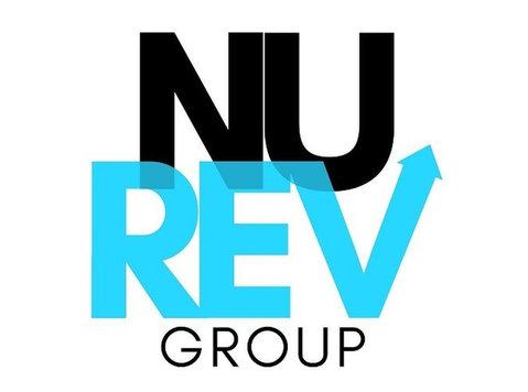 Nurev Group, Inc. - Webdesign