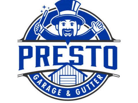 Presto Garage & Gutter - Construction Services