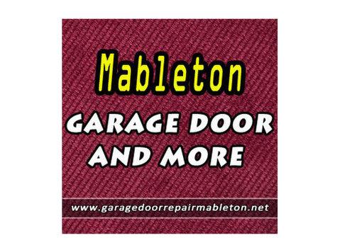 Mableton Garage Door Supplier and More - Home & Garden Services