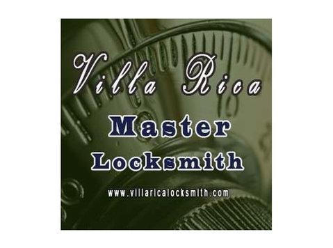 Villa Rica Master Locksmith - Home & Garden Services