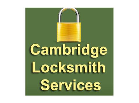 Cambridge Locksmith Services - Security services