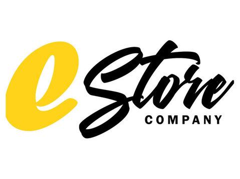 Estore Company - Webdesign