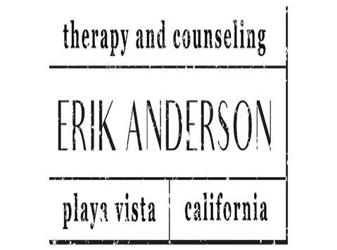 Erik Anderson, LMFT - Playa Vista Therapy - Psychologists & Psychotherapy