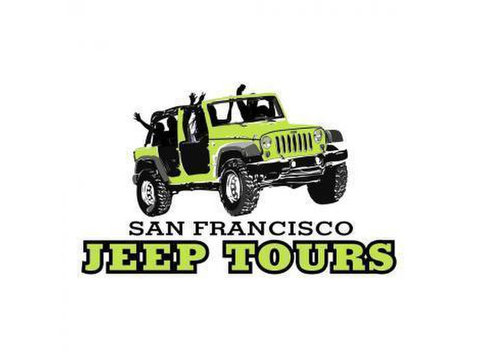 San Francisco Jeep Tours - City Tours