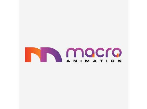 Macro Animations - Webdesign