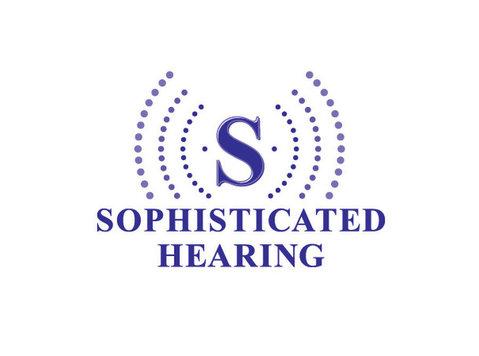 Sophisticated Hearing - Hospitals & Clinics