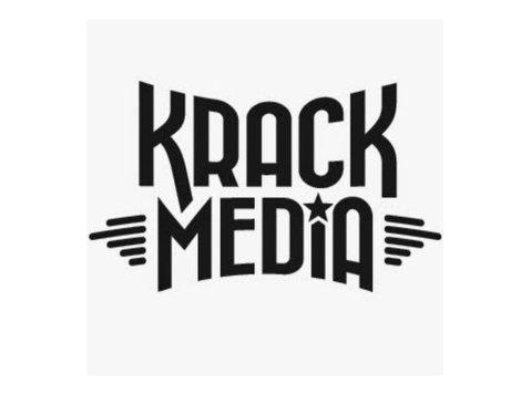 Krack Media Web Design - Webdesign